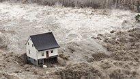 Tout le monde en parlait - Le déluge du Saguenay