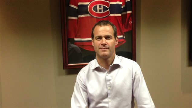 Les confidences du d m nageur officiel du canadien de for Meuble angele gatineau