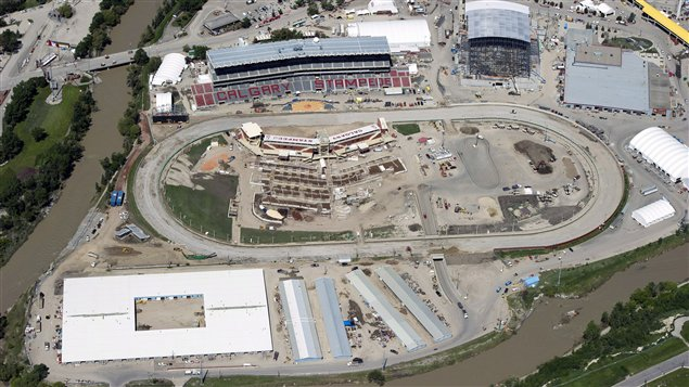Flooding Scuttles Some Events At Calgary Stampede