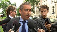 Le ministre des Finances du Québec, Nicolas Marceau
