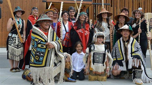 chilkat and ravenstail weaving renewed in yukon