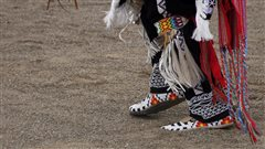 Pow-wow chez les Amérindiens