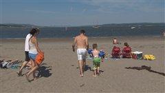 La fin de la gratuité à la baie de Beauport fait des mécontents
