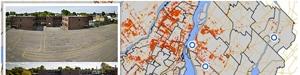 La banlieue combat ses îlots de chaleur, un projet à la fois