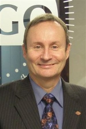Michel Gagnon, président, APIGQ