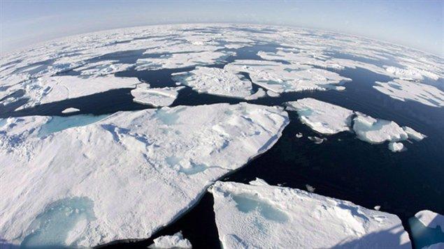 El Ártico es una de las zonas donde mejor puede apreciarse el calentamiento de los océanos.