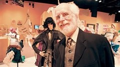 Les sculptures de papier de Claude Lafortune sont présentées à l'Île-des-Moulins de Terrebonne jusqu'au 2 septembre.