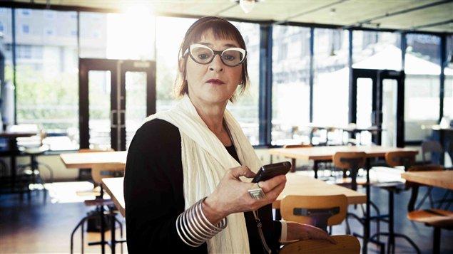 Monique Savoie, fondatrice et directrice artistique de la Société des arts technologiques de Montréal.