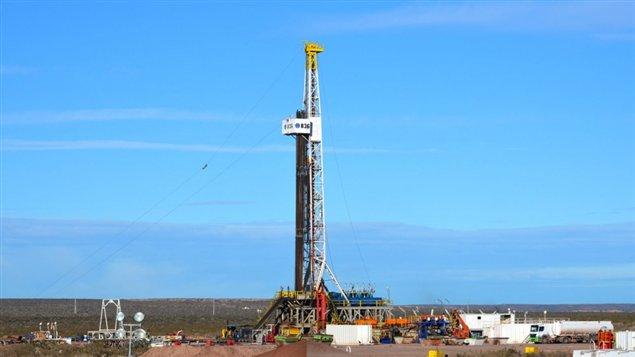 L'Argentine possède la troisième réserve de gaz de schiste au monde.