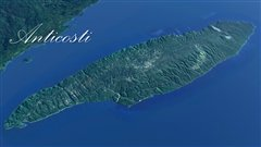 Presque aussi vaste que la Corse mais habitée par seulement deux cent trente personnes, l'île d'Anticosti cache de vastes réserves pétrolières.