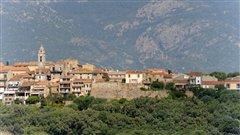 La commune de Porto Vecchio, dans le sud de la Corse.