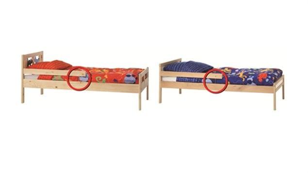 ikea rappelle des lits pour enfant jug s dangereux ici radio. Black Bedroom Furniture Sets. Home Design Ideas