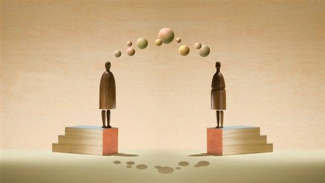 Les penseurs d'aujourd'hui | Illustration iStock