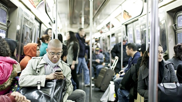 Dans le métro de New York | iStockphoto