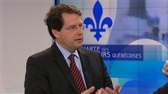 Une majorité de Québécois appuie la Charte des valeurs québécoises du gouvernement.
