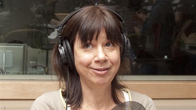 L'artiste multidisciplinaire Sylvie Laliberté.