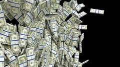 L'ancien 100 $ des États-Unis