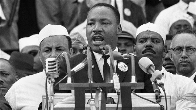 Discours de Martin Luther King le 28 août 1963