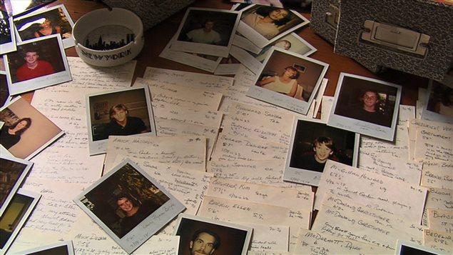Scène de <em>Casting by</em> : le bureau de l'agente de distribution américaine Marion Dougherty
