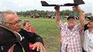 Un premier drone pour les agriculteurs du Québec (2013-09-02)