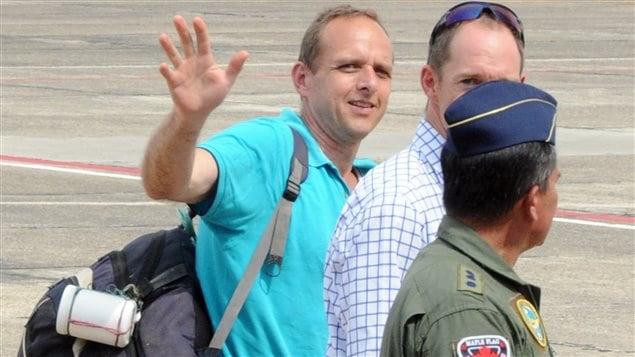 Gernot Wober, l'otage canadien libéré par l'ELN mardi