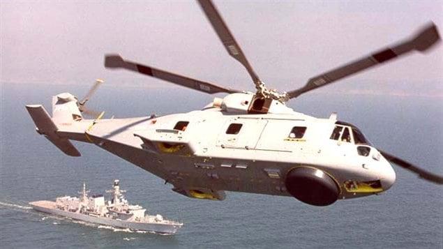 Le Merlin HM.1 : Hélicoptère de lutte pour la Royal Navy. Très maniable, il est aussi d'entretien très facile. Aménagé pour 2 pilotes et deux opérateurs électroniques, il possède un radar situé sous le fuselage assure lui une couverture à 360° pour le guidage de missiles anti navires de surface.