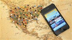 Les internautes utilisent de plus en plus les sites et applications comme TripAdvisor pour planifier leurs voyages
