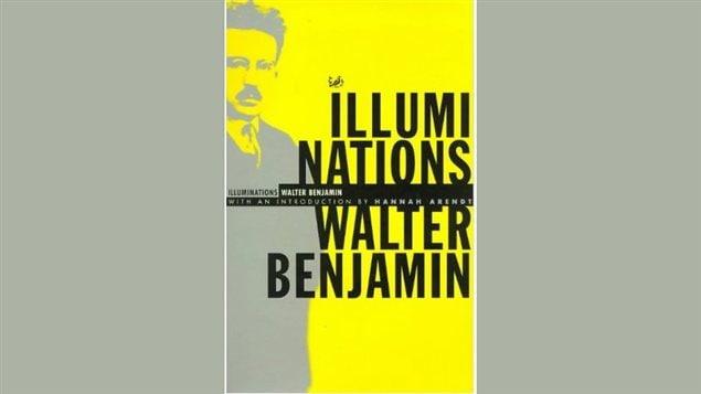 Couverture du livre Illuminations de Walter Benjamin, publié aux éditions Pimlico Books