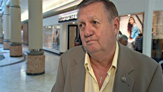 Le conseiller du quartier Orléans, Bob Monette.