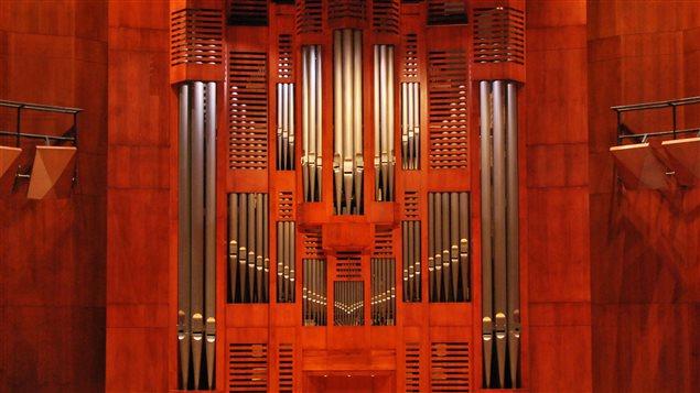 Le grand orgue Casavant
