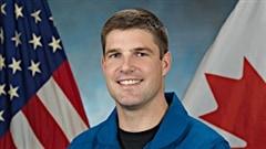 L'astronaute canadien Jeremy Hansen.