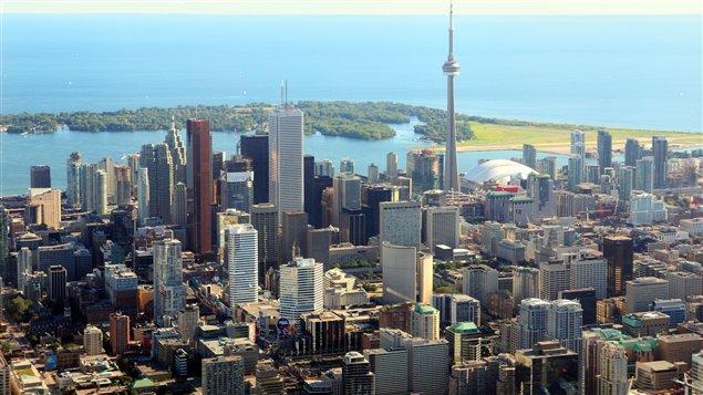 Ville de Toronto.