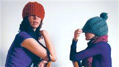 Le duo Garoche ta sacoche