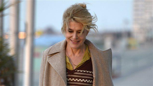 Fanny Ardant dans le rôle d'une femme-cougar dans le film <em>Les beaux jours</em>
