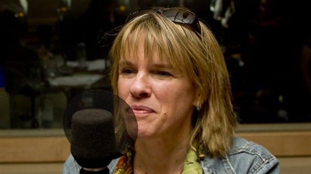 L'auteure et chroniqueuse Josée Blanchette.