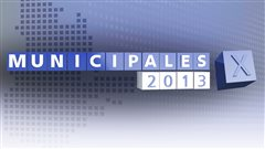 Logo �lections municipales 2013
