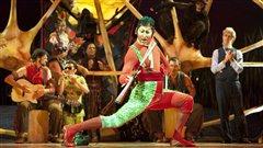 Totem du Cirque du Soleil
