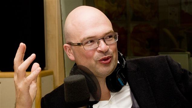 Le professeur de philosophie et auteur Christian Nadeau.