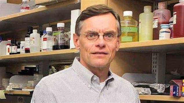 Le Dr James Wilson, directeur du programme de thérapie génique au département de pathologie de la faculté de médecine de l'Université de Pennsylvanie.