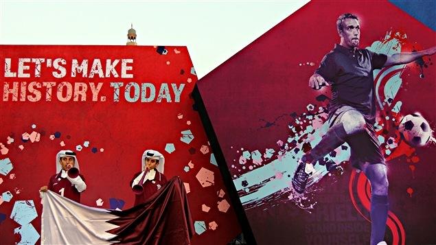 Le Qatar fier de recevoir la Coupe du monde de 2022