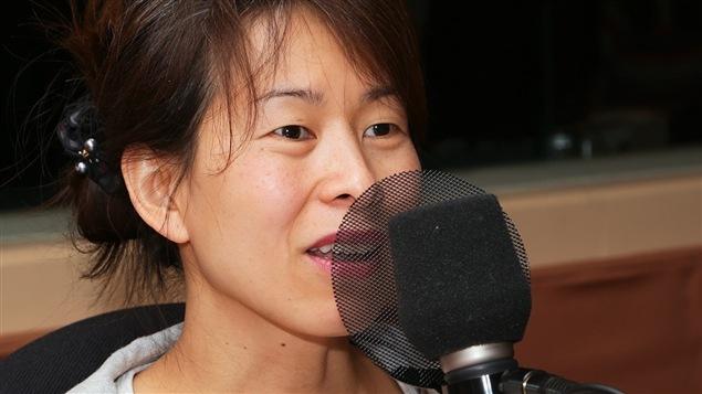 L'auteure Kim Thùy