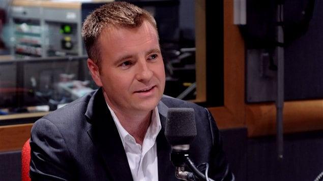 Yannis Mallat, PDG d'Ubisoft Montréal et Toronto
