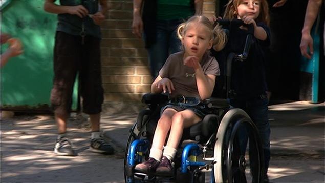 Enfants lourdement handicapés: du répit pour les familles