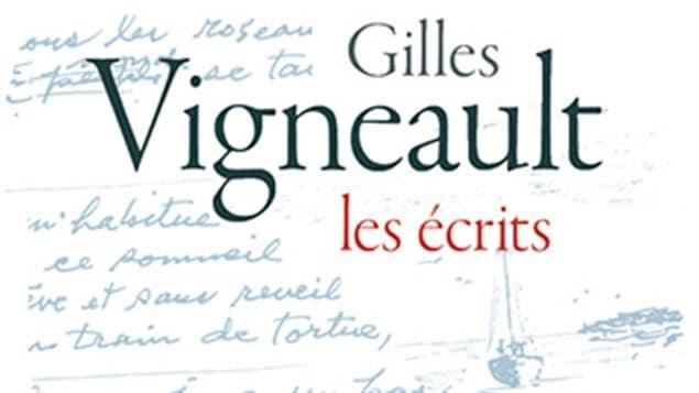 Les éditions du Boréal ont publié cette année l'essentiel des textes de Gilles Vigneault en quatre volumes: chansons (2), contes, poèmes.