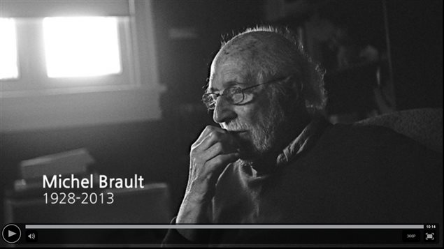 Hommage à Michel Brault, d'Alexandre Chartrand