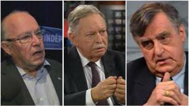 Les anciens premiers ministres péquistes Bernard Landry, Jacques Parizeau et Lucien Bouchard se sont exprimés cette semaine sur la charte des valeurs québécoises.