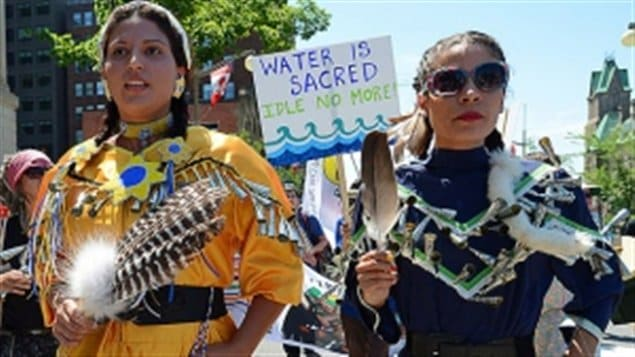 Aboriginal protests planned across Canada