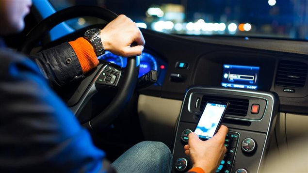 Each province and territory has its own penalties for distracted driving.