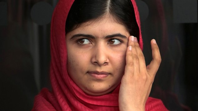 La jeune militante Malala Yousafzai est pressentie comme lauréate du prix Nobel de la paix 2014