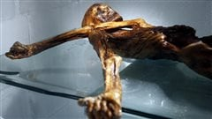 La momie d'Ötzi